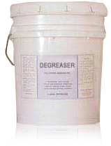 Heavy duty concrete floor cleaner and degreaser equipment for Heavy duty concrete floor cleaner